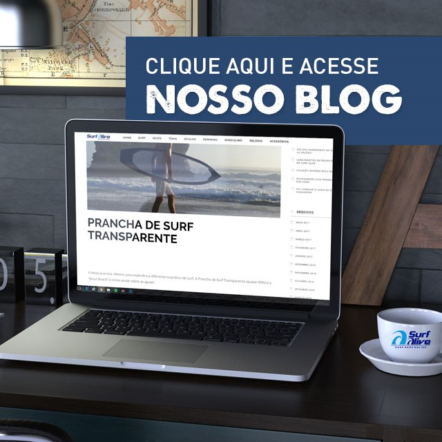Blog Surf Alive