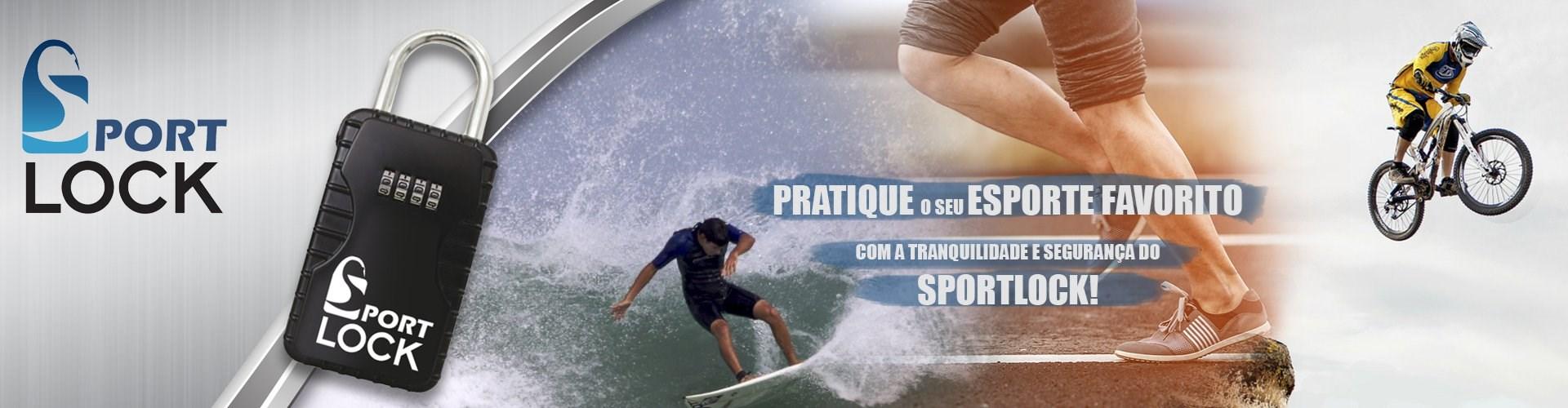 Cadeado Sportlock