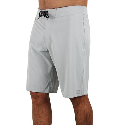 Bermuda Billabong Momentum X Solid Light Grey