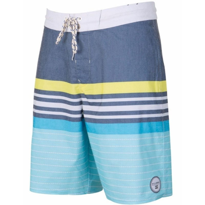 Bermuda Billabong Spinner Striper Army Blue