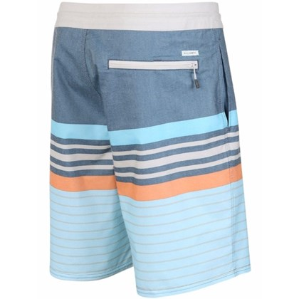 Bermuda Billabong Spinner Striper Sky Blue