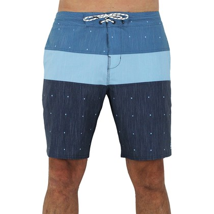 Bermuda Billabong Tribong Lo Tides Dark Blue