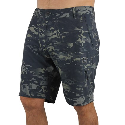 Bermuda Billabong Walk Surf Trek Multicam Verde