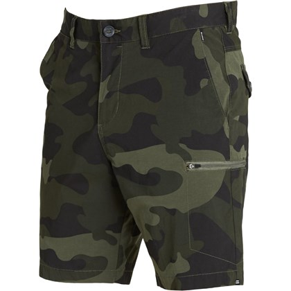 Bermuda Billabong Walk Surftrek Cargo Military