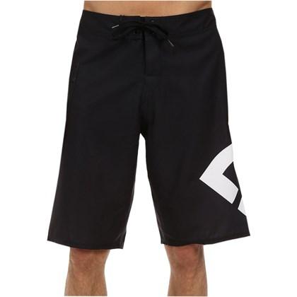 Bermuda Boardshort DC Shoes Lanai Black White