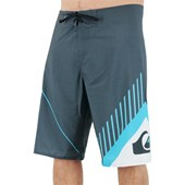 Bermuda Boardshort Quiskilver New Wave Panel Extra Grande Hawaiian Ocean