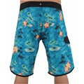 BERMUDA BOARDSHORT REEF HILO CITY AZUL