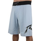 BERMUDA BOARDSHORT RUSTY STICKER AZUL