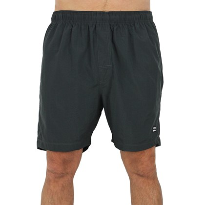 Bermuda Extra Grande Billabong All Day Layback Cinza