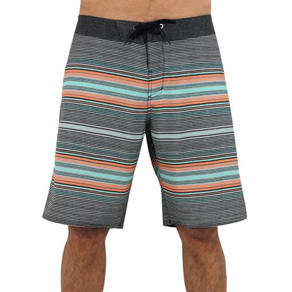 Bermuda Extra Grande Billabong All Day Stripe Multi