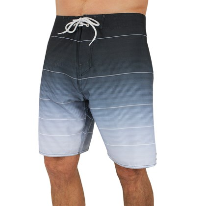 Bermuda Extra Grande Billabong Fluid Originals Preta