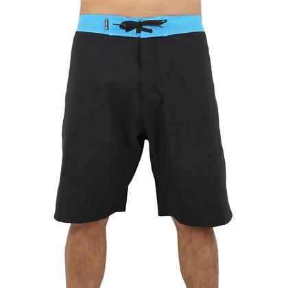 Bermuda Extra Grande Hurley Contraste Black