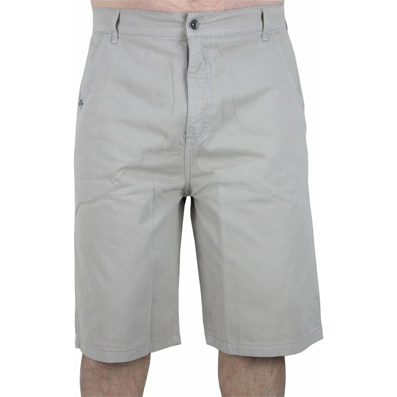 BERMUDA EXTRA GRANDE REEF WALKSHORTS MOVING ON CINZA