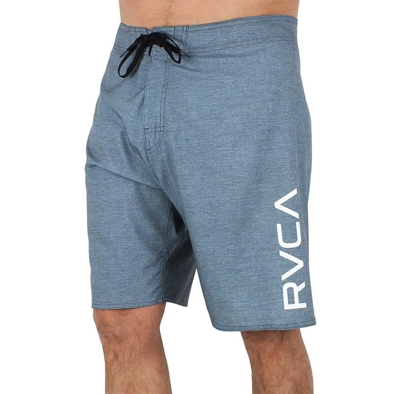 Bermuda Extra Grande RVCA Big VA Cinza