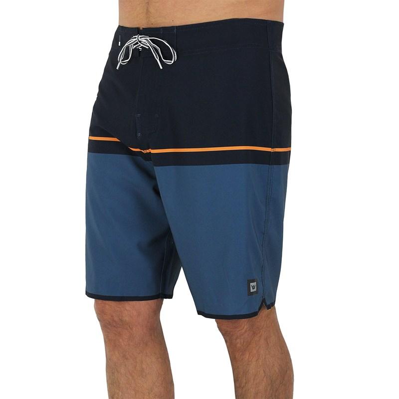 Bermuda Hang Loose Pocket Blue