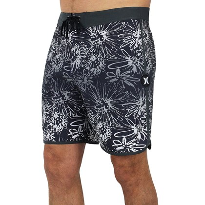 Bermuda Hurley Phantom Sweet Left Navy