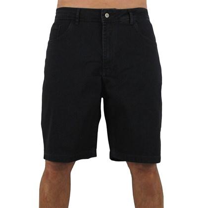 Bermuda Jeans Extra Grande Rusty Supply Black