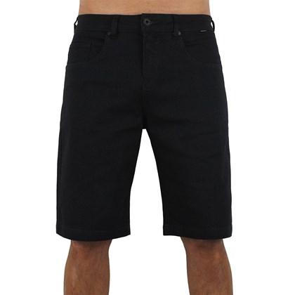 Bermuda Jeans Hurley 84 Slim Black