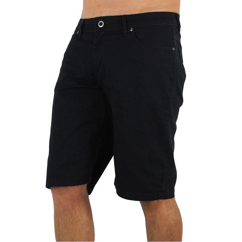 Bermuda Jeans Volcom Vorta Black