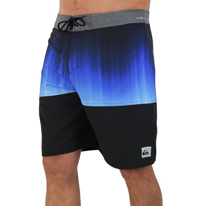 Bermuda Quiksilver Highline Division Electric Royal