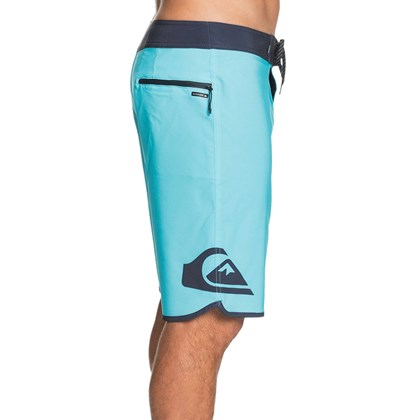 Bermuda Quiksilver Highline New Wave Pacific Blue
