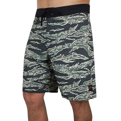 Bermuda Rusty Surfboards Collection Camo