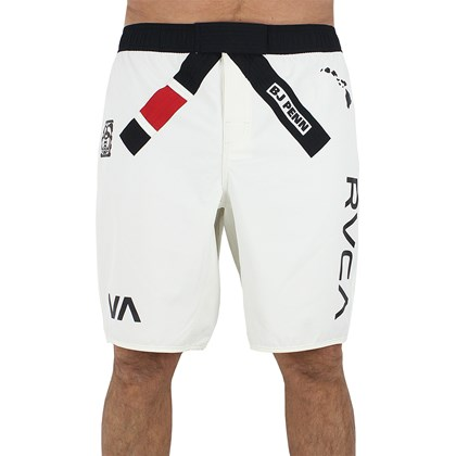 Bermuda RVCA BJ Legend White