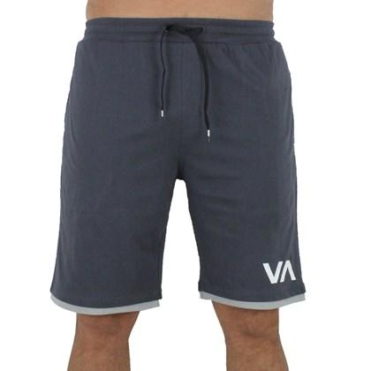 Bermuda RVCA Walk Layers II Slate