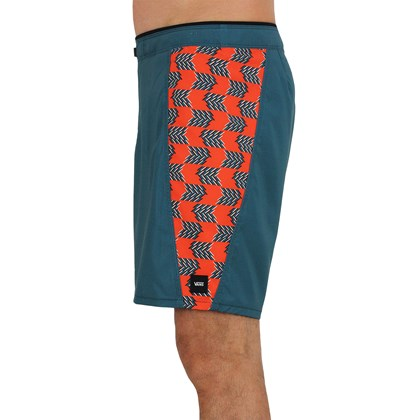 Bermuda Vans Surf Trunk 18 Standard 2.5 Atlantic Deep