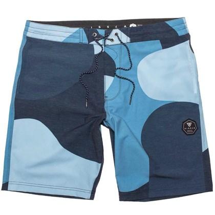 Bermuda Vissla Água Froth Blue