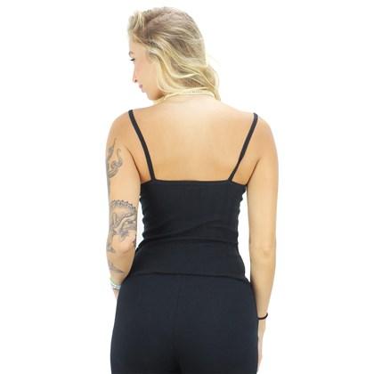 Blusa Rip Curl Tropic Line Black