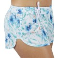 Boardshort Roxy Blue Flower