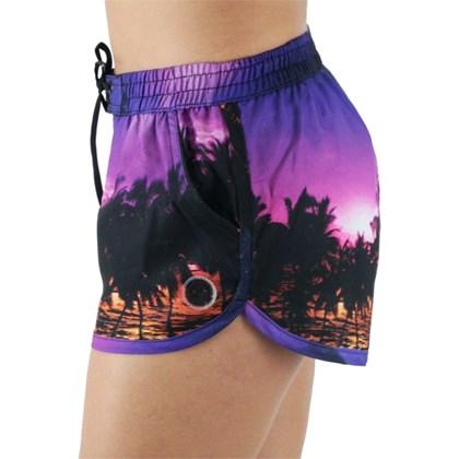 Boardshort Roxy Dreams Summer Feminino Paisagem