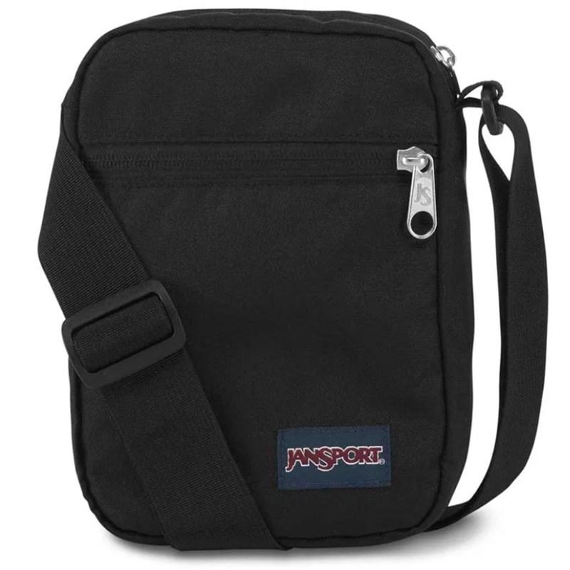 Bolsa Transversal JanSport Weekender Black