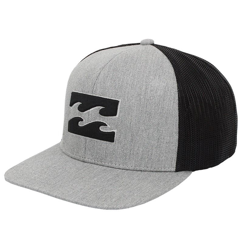 Boné Billabong All Day Grey Heather Snapback
