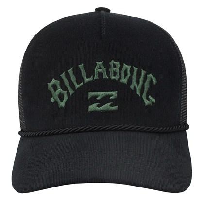 Boné Billabong Arch Trucker Black