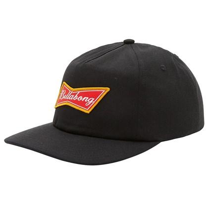 Boné Billabong Bud Bow Snapback Black