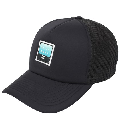Boné Billabong Fire Trucker Black