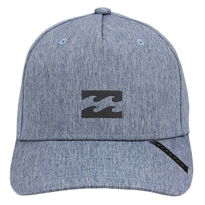 Boné Billabong Platinum X Stretch Navy Heather