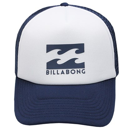 Boné Billabong Podium Trucker Navy White