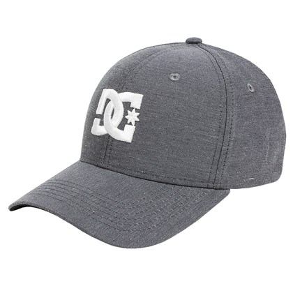 Boné DC Shoes Cap Star TX Snapback Dark Grey