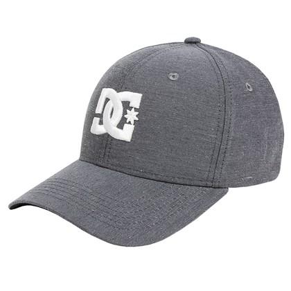 Boné DC Shoes Cap Star TX Snapback Dark Grey