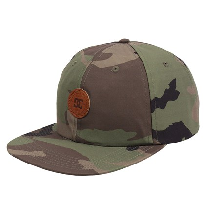 Boné DC Shoes Everman Snapback Camo