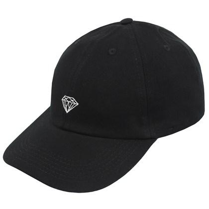 Boné Diamond Micro Brilliant Dad Black