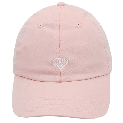 Boné Diamond Micro Brilliant Pink