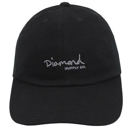 Boné Diamond OG Script SP 20 Sports Black