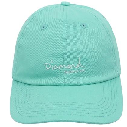 Boné Diamond OG Script SP 20 Sports Diamond Blue