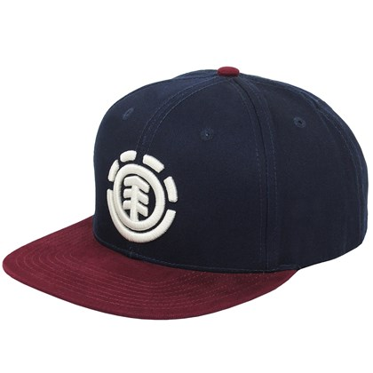 Boné Element Knutsen Snapback Eclipse Napa
