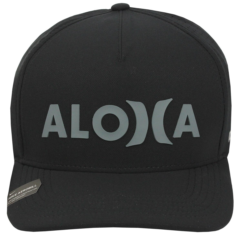 promo code c8049 ec556 ... authentic bonÉ hurley dri fit snapback aloha preto ac03f 07855