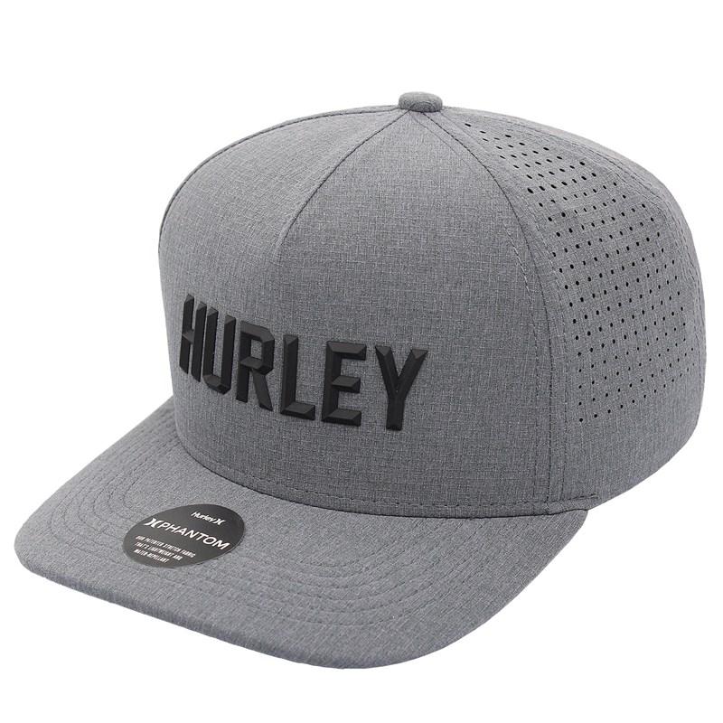Boné Hurley Layout Snapback Heather Grey